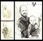 Viking fan