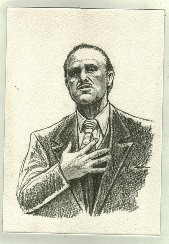 Godfather by tejlor