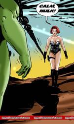 Incredible Hulk parody by tejlor