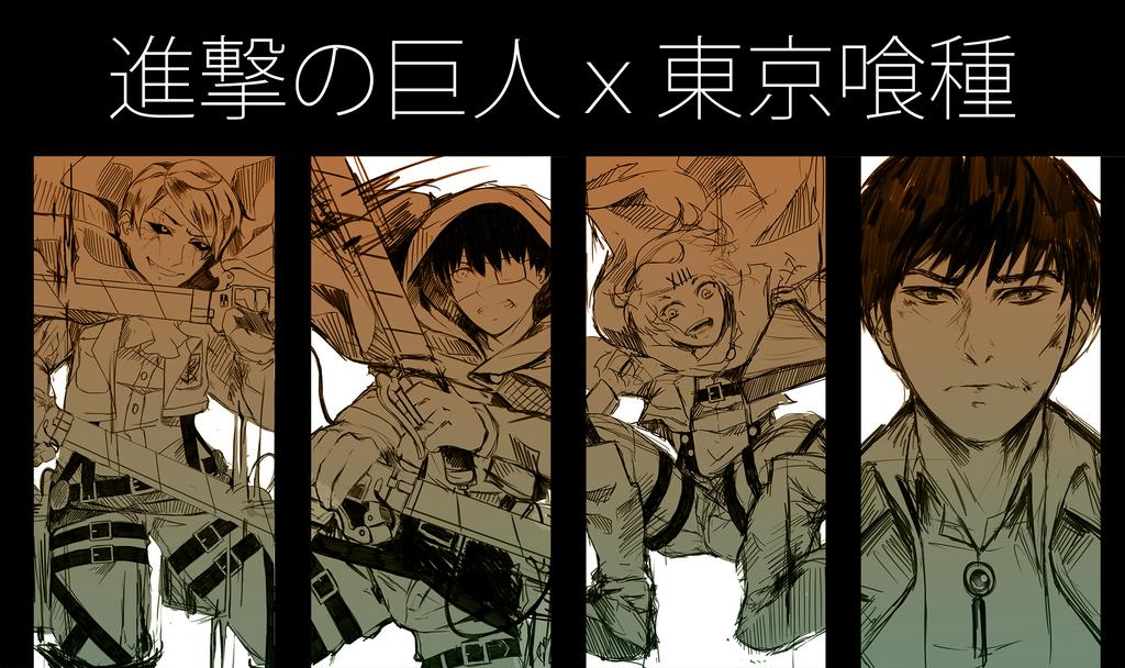 tokyo ghoul wallpaper 4k