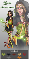 (closed) Cash Adopt - Yvette the sorceress $25