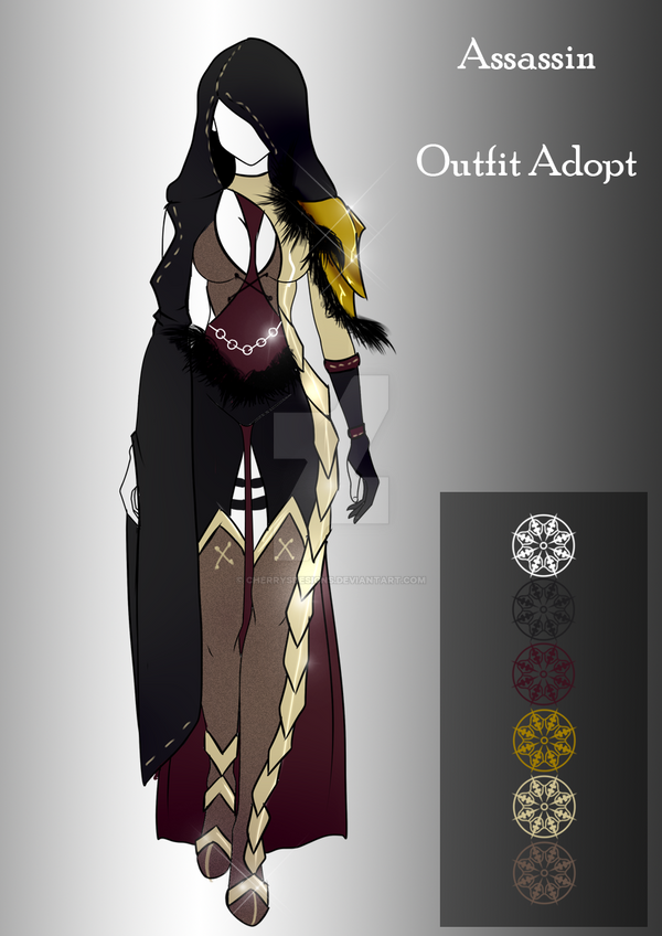 closed  buy now - outfit adopt