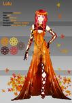 (closed) OC Adopt - Autumn Goddess
