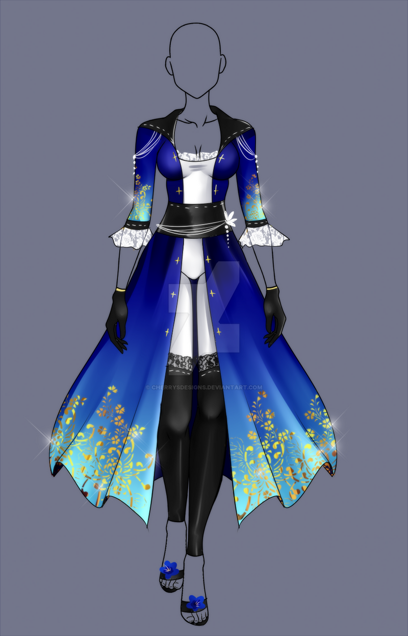 (closed) Auction Adopt - Highness Outfit 2 by CherrysDesigns on DeviantArt