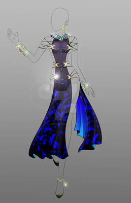 (closed) Auction Adopt - Outfit 207