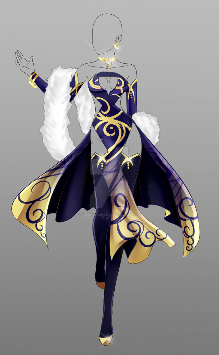 (closed) Auction Adopt - Outfit 218 by CherrysDesigns on ...