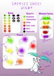 ( UPDATED ) Jinxy Species Sheet