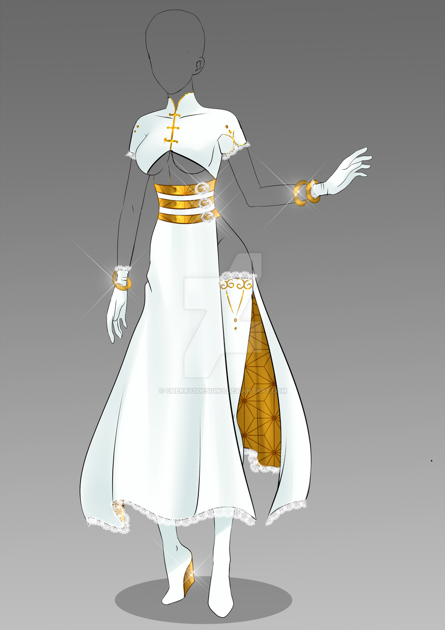 (closed) Auction Adopt - Outfit 293 by CherrysDesigns on ...