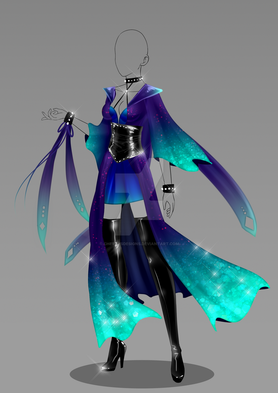 (closed) Auction Adopt - Outfit 318 by CherrysDesigns on ...