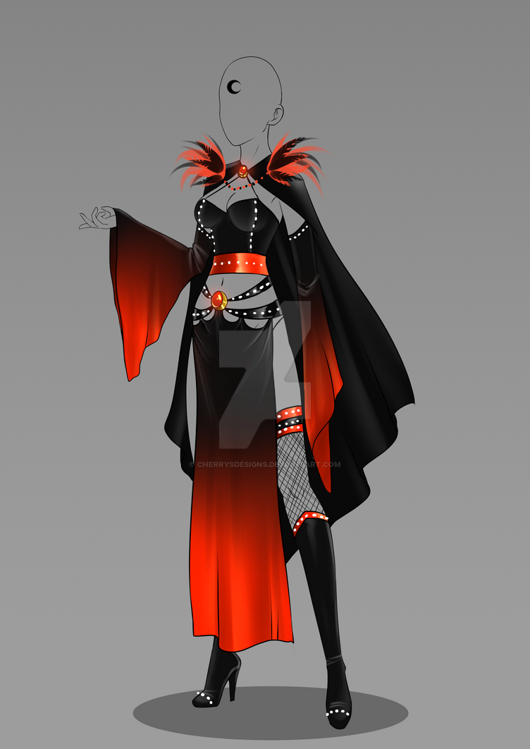 (closed) Auction Adopt - Outfit 342 by CherrysDesigns on ...