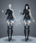 (closed) Auction Adopt - Outfit 495