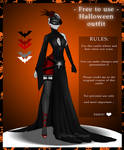 FREE TO USE: Halloween Outfit