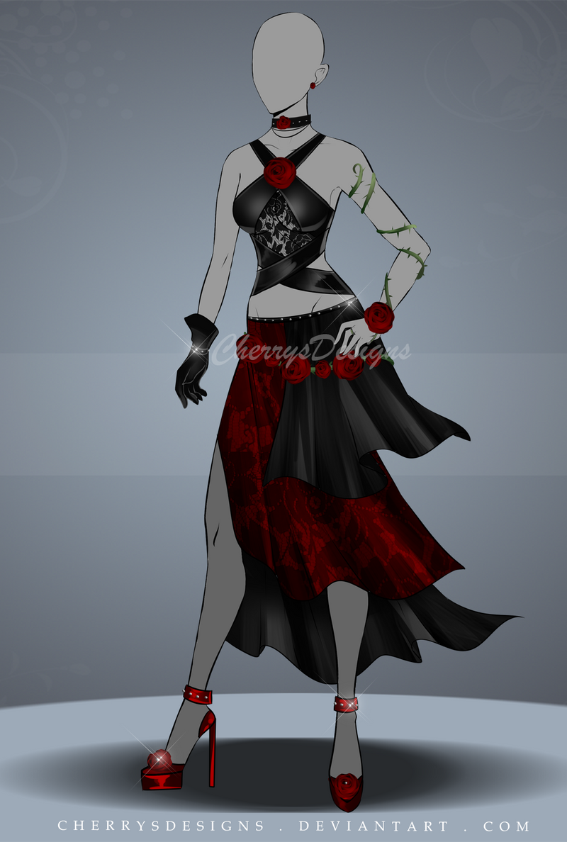 Closed Auction Adopt Outfit 526 By Cherrysdesigns On Deviantart