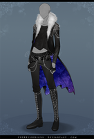 (closed) Auction Adopt - Outfit 631 by CherrysDesigns