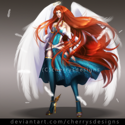 48H AUCTION - CHARACTER ADOPT - closed by CherrysDesigns