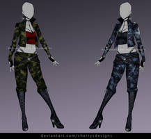 CLOSED (24H AUCTION) - Outfit Adopt 920 by CherrysDesigns