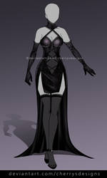 CLOSED (24H AUCTION) - Outfit Adopt 935 by CherrysDesigns
