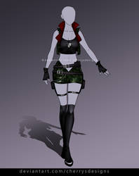 closed (24H AUCTION) - Outfit Adopt 939 by CherrysDesigns
