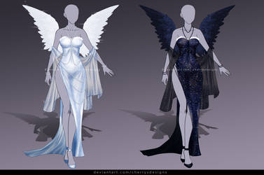 closed (24H AUCTION) - Outfit Adopt 940 by CherrysDesigns