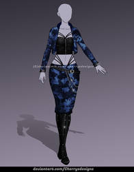 closed (24H AUCTION) - Outfit Adopt 947 by CherrysDesigns
