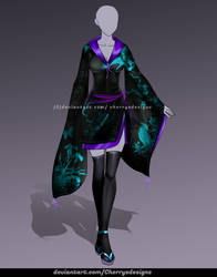 closed  (24H AUCTION) - Outfit Adopt 948 by CherrysDesigns