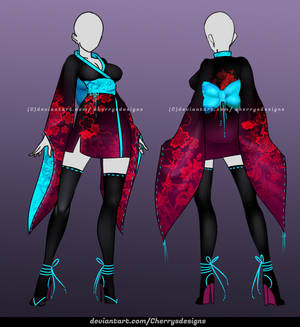 CLOSED (24H AUCTION) - Outfit Adopt 1010