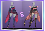 [closed] 24H AUCTION - Outfit Adopt 1054 + 1055