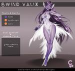 [CLOSED] 24H AUCTION - VALIX 152 (Wind Valix)