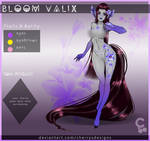 [closed] 24H AUCTION - BLOOM Valix 240 by CherrysDesigns