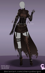 (OPEN) 48H AUCTION - Outfit Adopt 1297