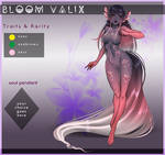 (CLOSED) 24h Auction - Bloom Valix 242 by CherrysDesigns
