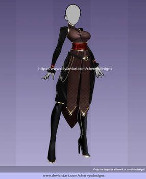(closed) 24H Auction: Outfit adopt 1571
