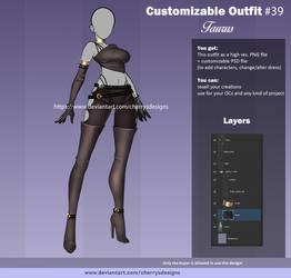 customizable Outfit design #39 TAURUS
