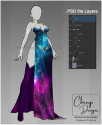 customizable Outfit design #40