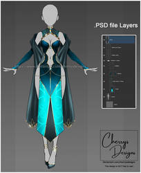 customizable Outfit design #44