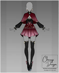 (closed) 24H Auction: Outfit adopt 1590