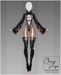 (CLOSED) 24H Auction: Outfit adopt 1591
