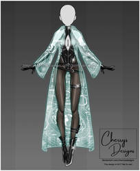 (CLOSED) 24H Auction: Outfit adopt 1592