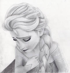 The Storm Inside of Me (Frozen)