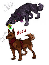 Char Dogs 2 by Wind21