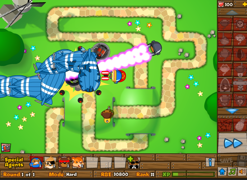 Bloons Tower Defense 5 - MOAB Madness by Glukon on DeviantArt