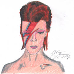 Who Will Love Aladdin Sane? by motherofsephy