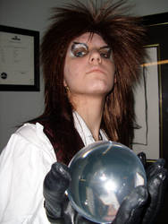 The Goblin King, Jareth by motherofsephy