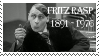 Fritz Rasp Stamp by motherofsephy
