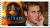Prince William Stamp by motherofsephy