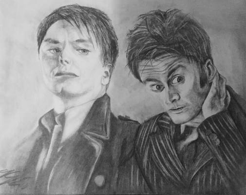 Jack and the Doctor