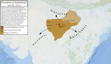 The Chandela Kingdom