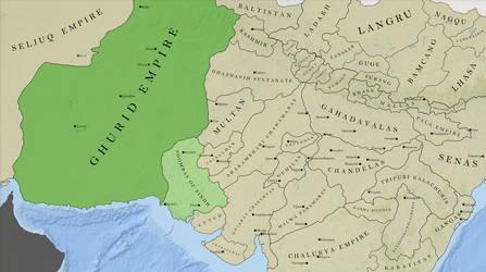 North India (1165)