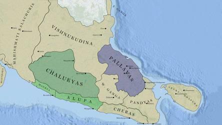 The Deccan (606 CE)