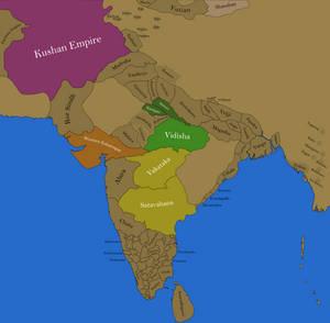 India, 196 CE